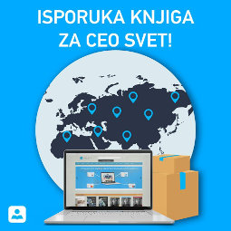 <!-- isporuka knjiga - ceo svet -->
