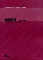 MODUSI - prva knjiga