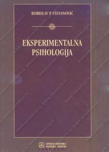 EKSPERIMENTALNA PSIHOLOGIJA