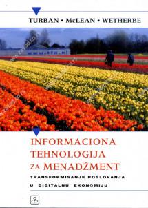 INFORMACIONA TEHNOLOGIJA ZA MENADžMENT