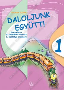 MUZIKAČKA KULTURA - PEVAJMO ZAJEDNO za 1. razred osnovne škole na mađarskom jeziku