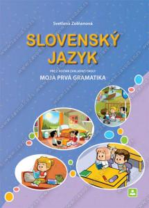SLOVENSKÝ JAZYK - pre 3. ročník základnej školy
