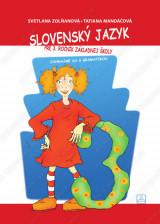 SLOVENSKÝ JAZYK - pre 3. ročník základnej školy - zahrajme sa s gramatikou