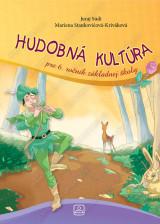 HUDOBNÁ KULTÚRA 6 – pre 6. ročnik základnej školy