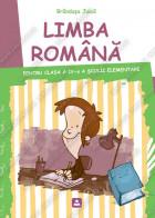 LIMBA ROMÂNĂ pentru clasa a IV-a a şcolii elementare