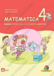 MATEMATIKA za 4. razred osnovne škole na rumunskom jeziku