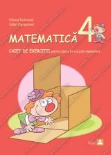 MATEMATIKA - VEŽBANKA za 4. razred osnovne škole na rumunskom jeziku