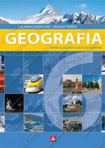 GEOGRAFIA 6 - pentru clasa a vi-a a şcolii elementare