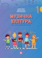 Muzička kultura za 1. razred osnovne škole na rusinskom jeziku