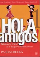 RAD.SV.HOLA AMIGOS 1-španski