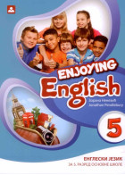 ENJOYING ENGLISH 5 - engleski za 5. razred O.Š.