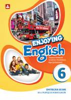 ENJOYING ENGLISH 6 - engleski za 6. razred osnovne škole