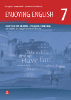 ENJOYING ENGLISH 7 – RADNA SVESKA za 7. razred osnovne škole