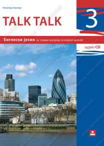 TALK TALK 3 - engleski jezik za 7. razred osnovne škole - 2020. god.
