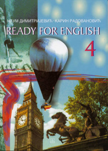 READY FOR ENGLISH 4 - udžbenik