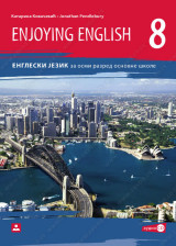 ENJOYING ENGLISH 8 -udžbenik engleskog za 8 razred osnovne škole