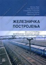 Železnička postrojenja za 1.,2. i 3. razred železničke tehničke škole