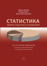 STATISTIKA – ZBIRKA ZADATAKA sa rešenjima za 3. i 4. razred