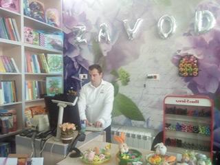 Zavod za udžbenike - svečano otvaranje knjižare u Smederevu