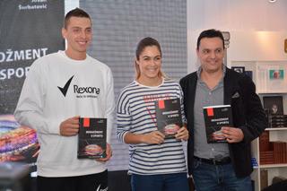 Promocija knjige menadžment u sportu autora Jovana Šurbatovića