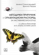 METODIČKI PRIRUČNIK I ORIJENTACIONI RASPORED za nastavnike biologije - 6. razred+ CD