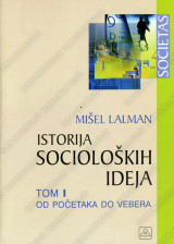 ISTORIJA SOCIOLOŠKIH IDEJA 1