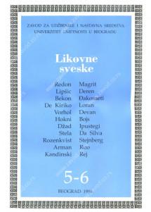 LIKOVNE SVESKE 5-6