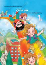 ČITANKA 1. razred osnovne škole na slovačkom jeziku
