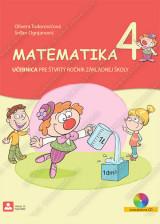MATEMATIKA 4 - učebnica pre štvrtý ročník základnej školy