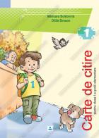 CARTE DE CITITRE - pentru clasa a I-a şcolii elementare