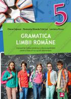 GRAMATICA LIMBII ROMÂNE manual de limba română şi cultura exprimării pentru clasa a V-a a şcolii elementare