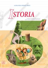 ISTORIA cu lecturi istorice şi caiet de lucru pentru clasa a V-a a şcolii elementare