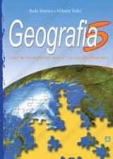 GEOGRAFIA 5 CAIET DE LUCRU pentru clasa a V-a a şcolii elementare
