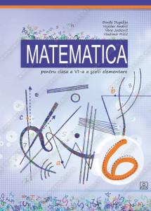 MATEMATIKA za 6. razred osnovne škole na rumunskom jeziku