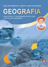 GEOGRAFIA – caiet de lucru cu hărţi geografice pentru exersare în clasa a viii-a a şcolii elementare