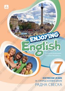 ENJOYING ENGLISH 7 – RADNA SVESKA za 7. razred osnovne škole