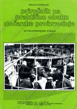 Priručnik za praktičnu obuku stočarske proizvodnje
