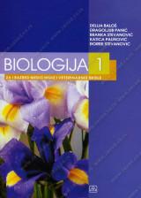BIOLOGIJA 1 za 1. razred medicinske i veterinarske škole
