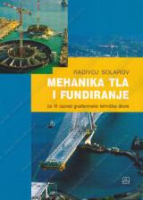 MEHANIKA TLA I FUNDIRANJE za 3. razred građevinske škole